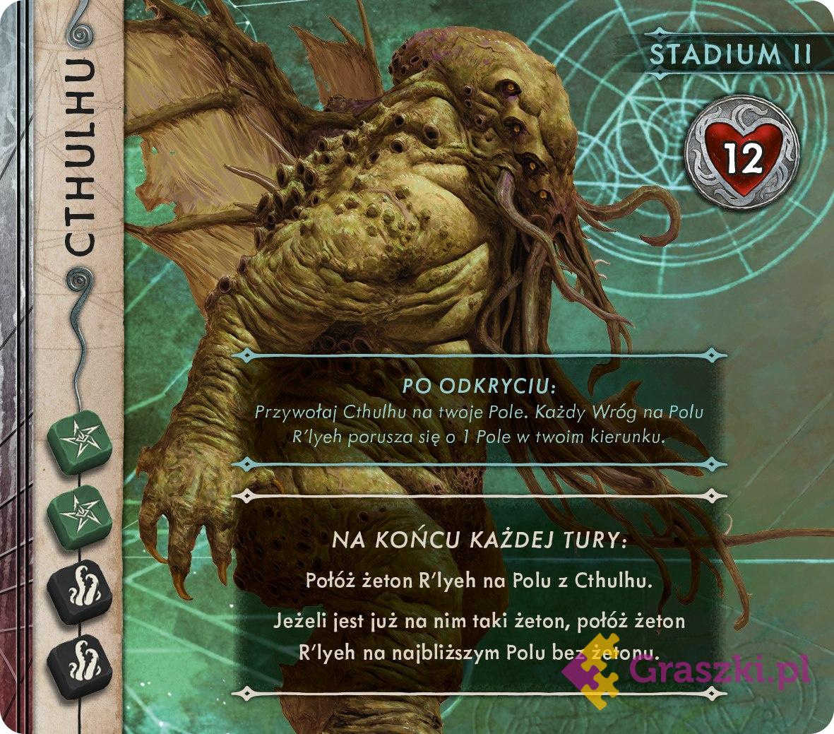 Przedsprzedaż Cthulhu: Death May Die // darmowa dostawa od 249.99 zł // wysyłka do 24 godzin! // odbiór osobisty w Opolu
